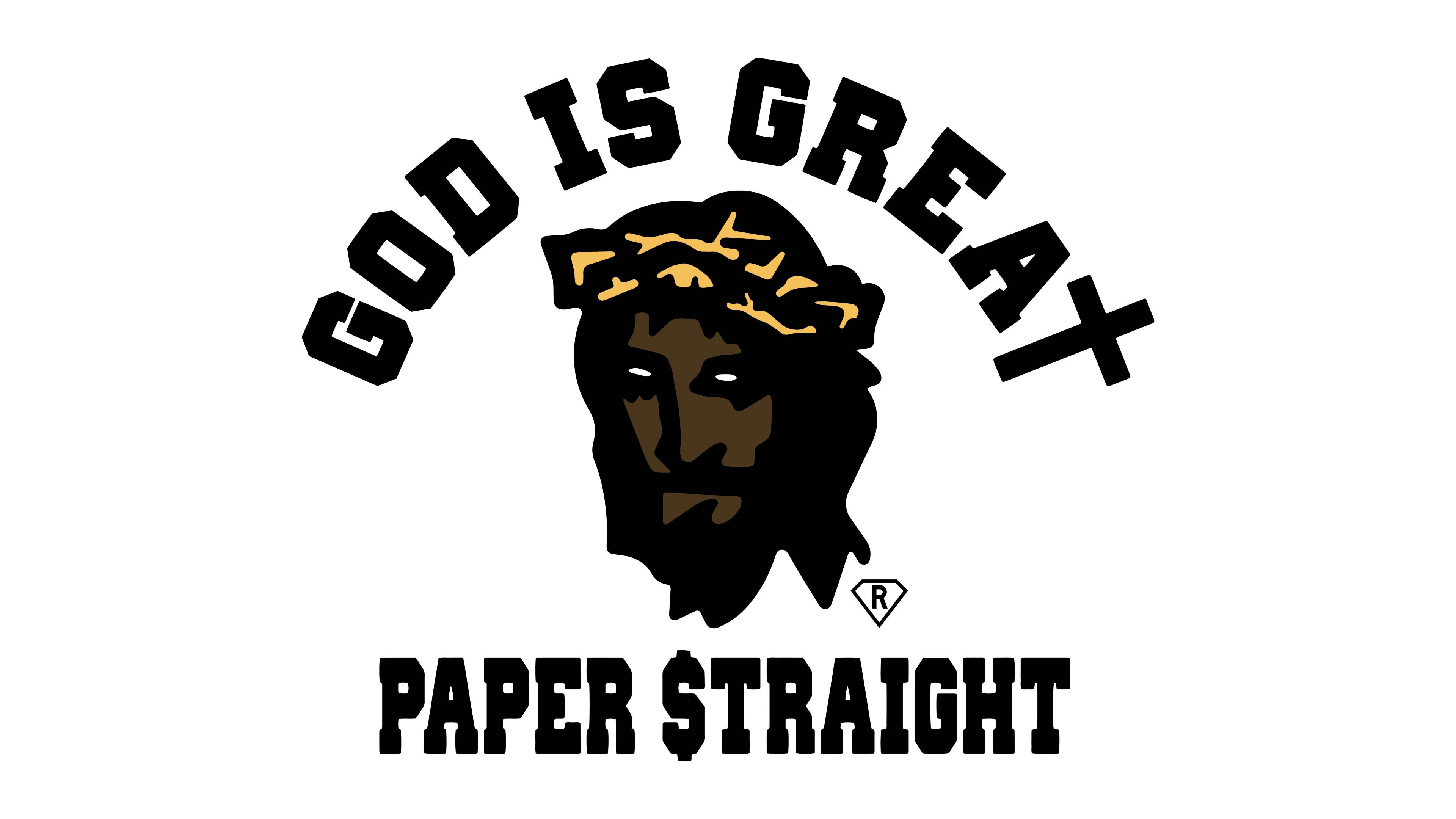 GOD IS GREAT PAPER STRAIGHT's account image