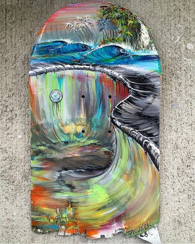Taeneck Art LLC - Artist services to enhance your home or business.'s account image