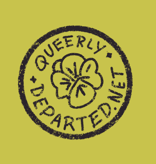 Queerly Departed's account image