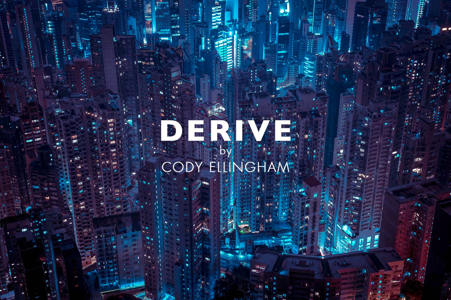DERIVE Store by Cody Ellingham | It's About Wandering's account image