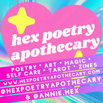 Hex Poetry Apothecary's account image