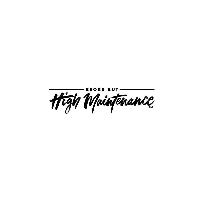 broke but high maintenance's account image