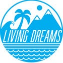 "LIVING DREAMS | Adventure Lifestyle Clothing | ""Get Your Dreams On""'s account image"