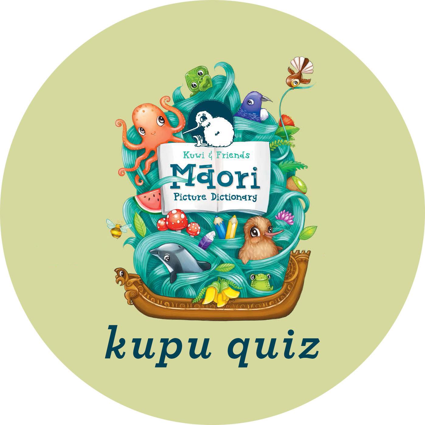 Kuwi Kupu Quiz