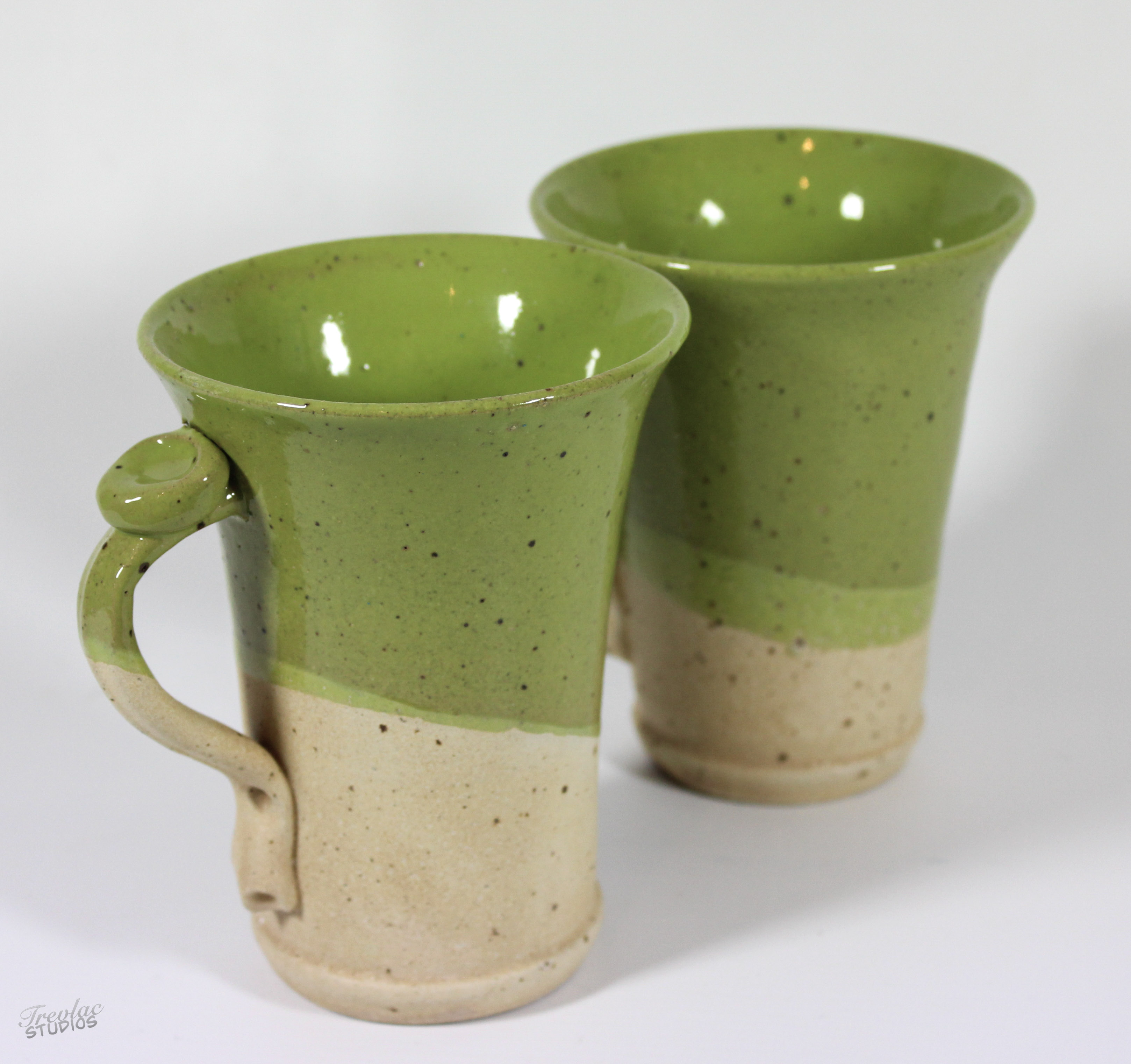 Peter White Matcha Mug Woburn Sands Clay The Great Pottery Throw Down