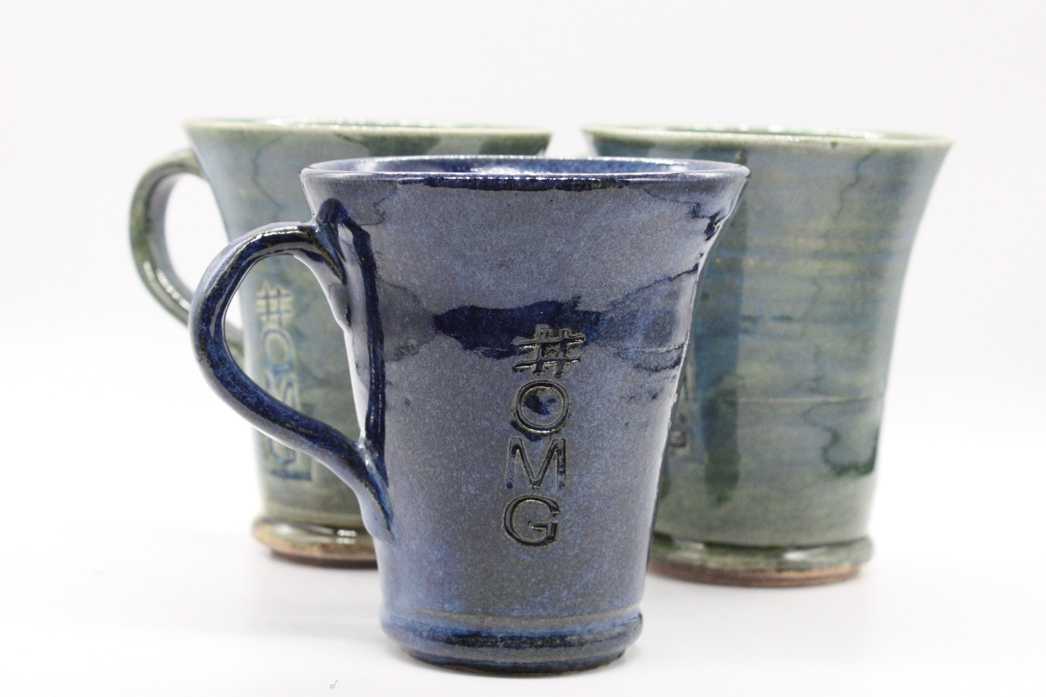 Peter White OMG Mugs Woburn Sands Clay The Great Pottery Throw Down