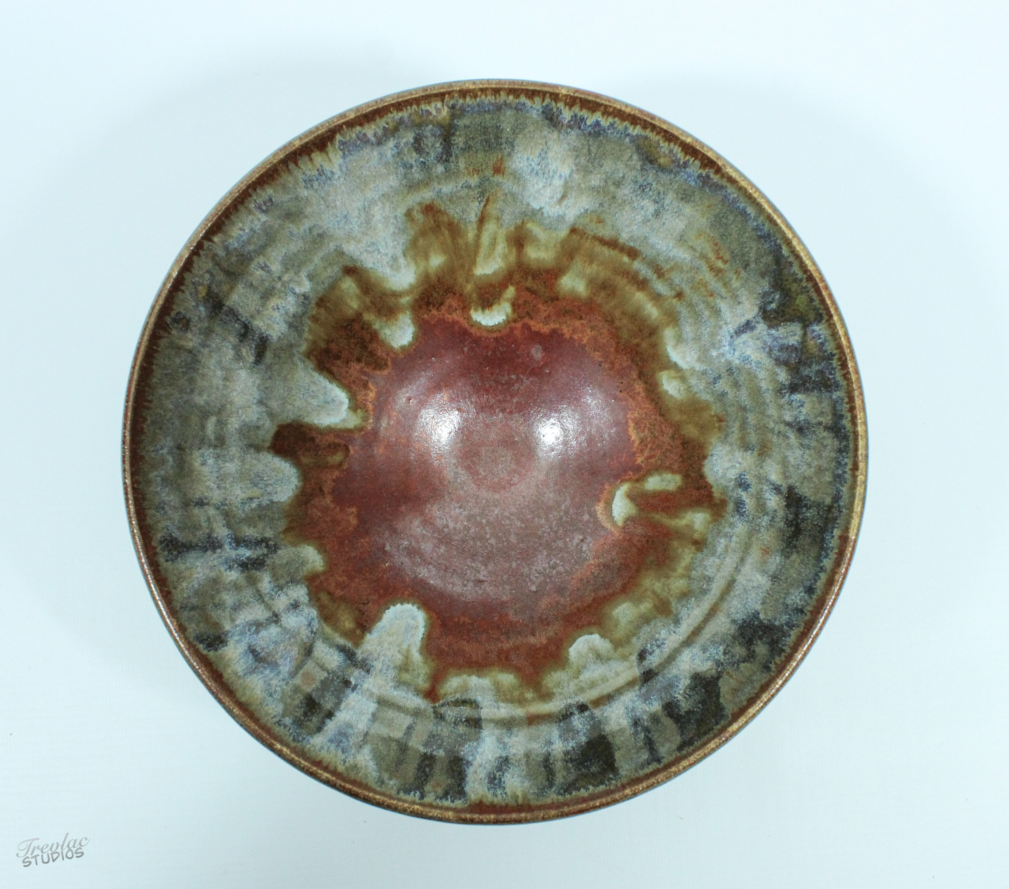 Peter White Bronze Bowl Woburn Sands Clay The Great Pottery Throw Down