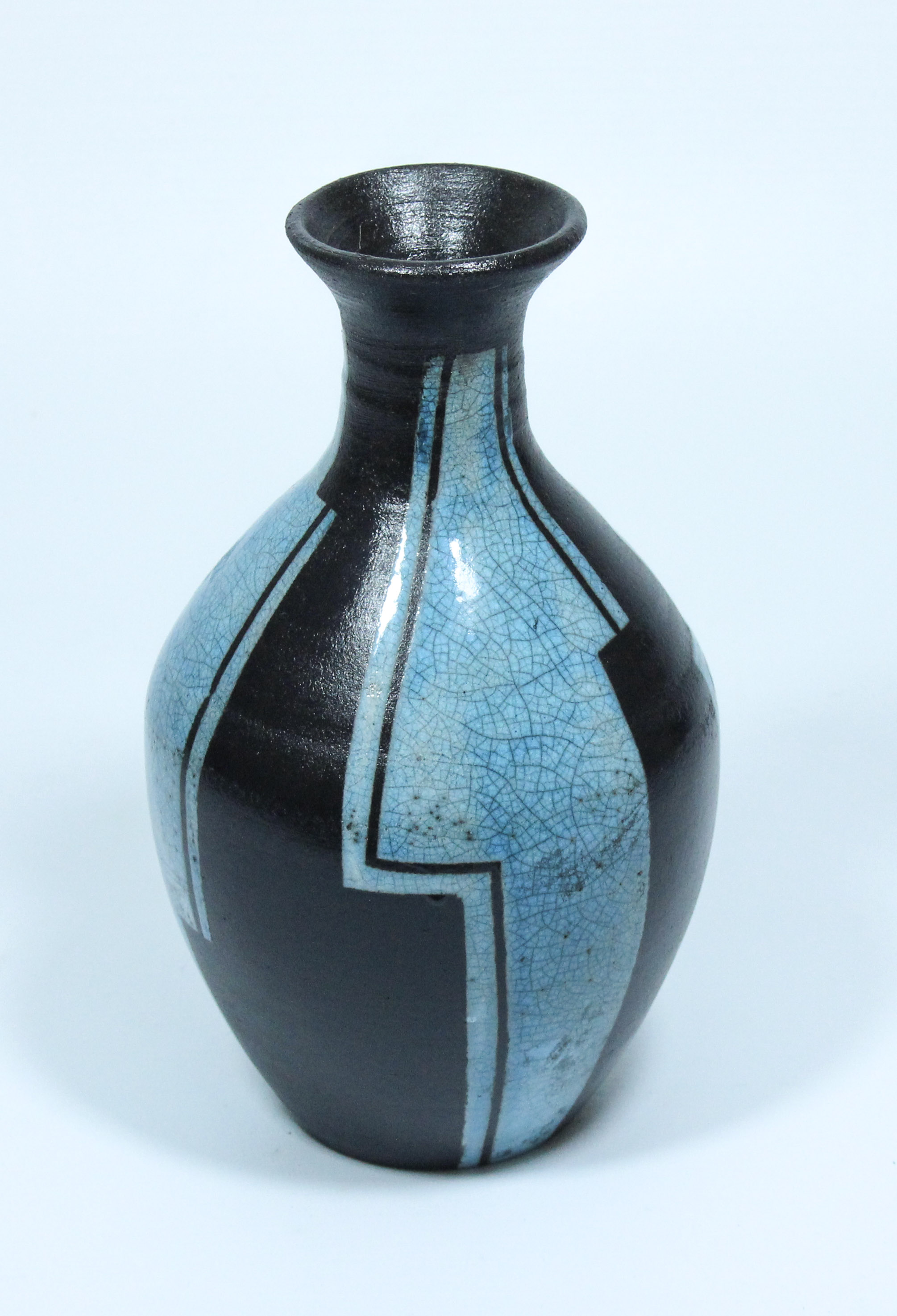 Peter White Large Raku 2 Woburn Sands Clay The Great Pottery Throw Down