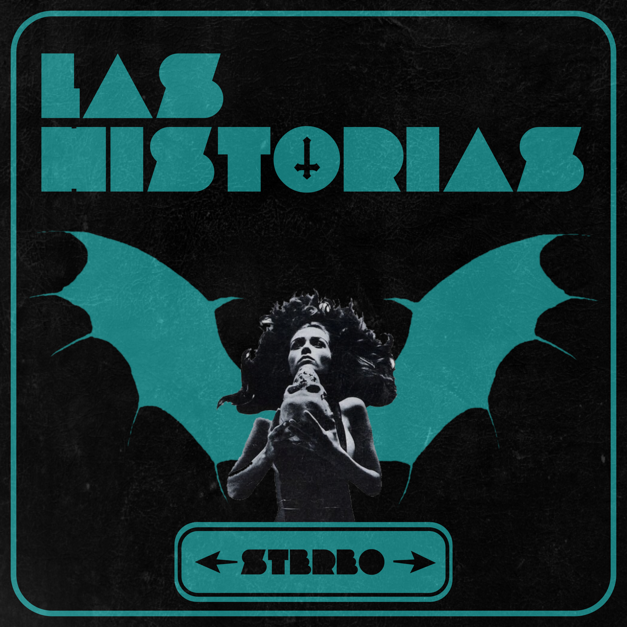 Las Historias LP Insert