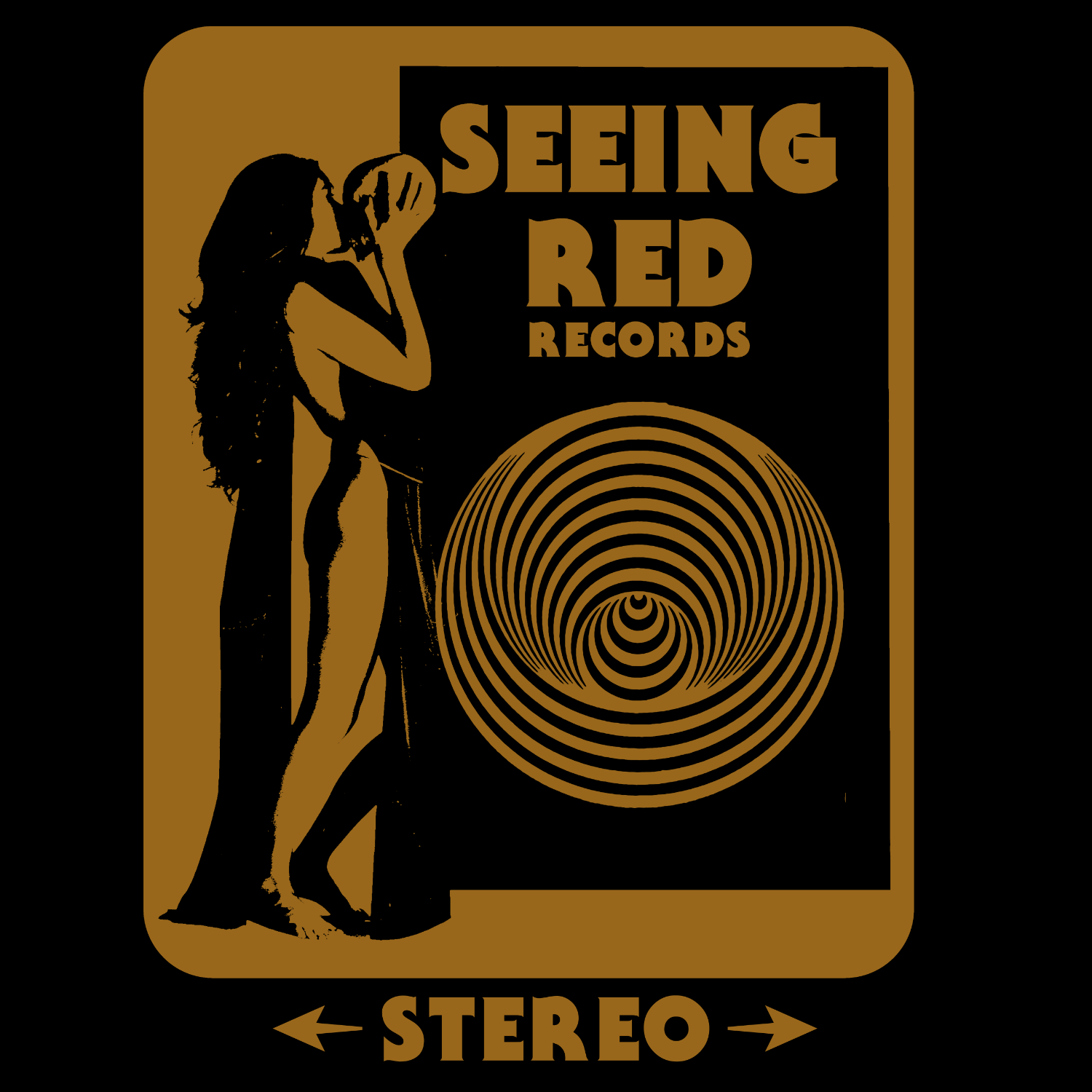 Seeing Red Records Tshirt