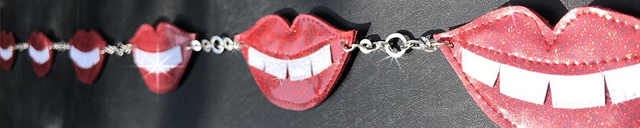 K.S. Lewis smile belt