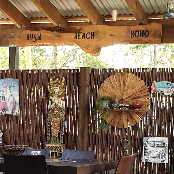 Bush - Beach - Boho