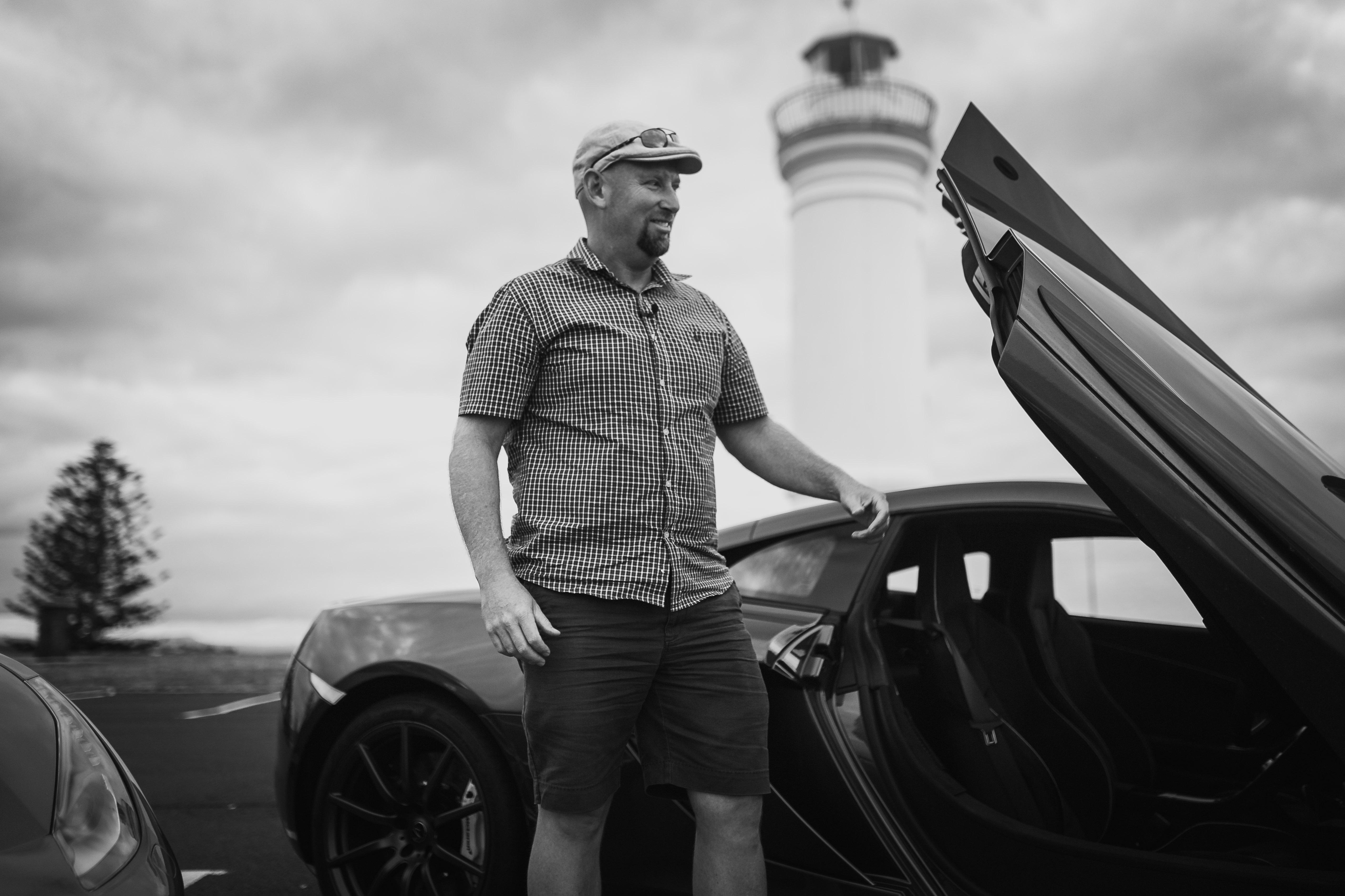 Rob Charlwood - Throttle Downunder