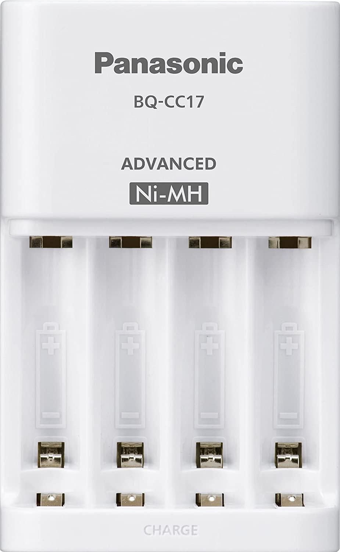 Panasonic BQ-CC17SBA Battery Charger