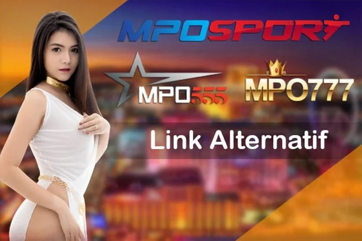 Link Alternatif MPO555
