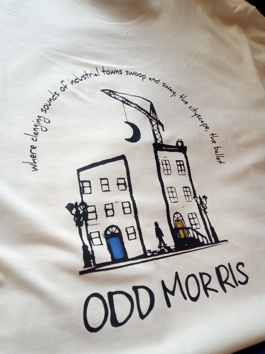Odd Morris Merch