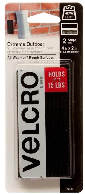 Velcro tape strips