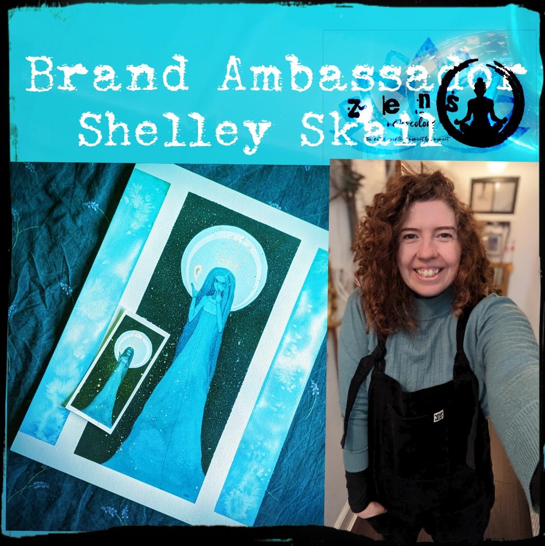 Shelley Skail - Zenso Brand Ambassador