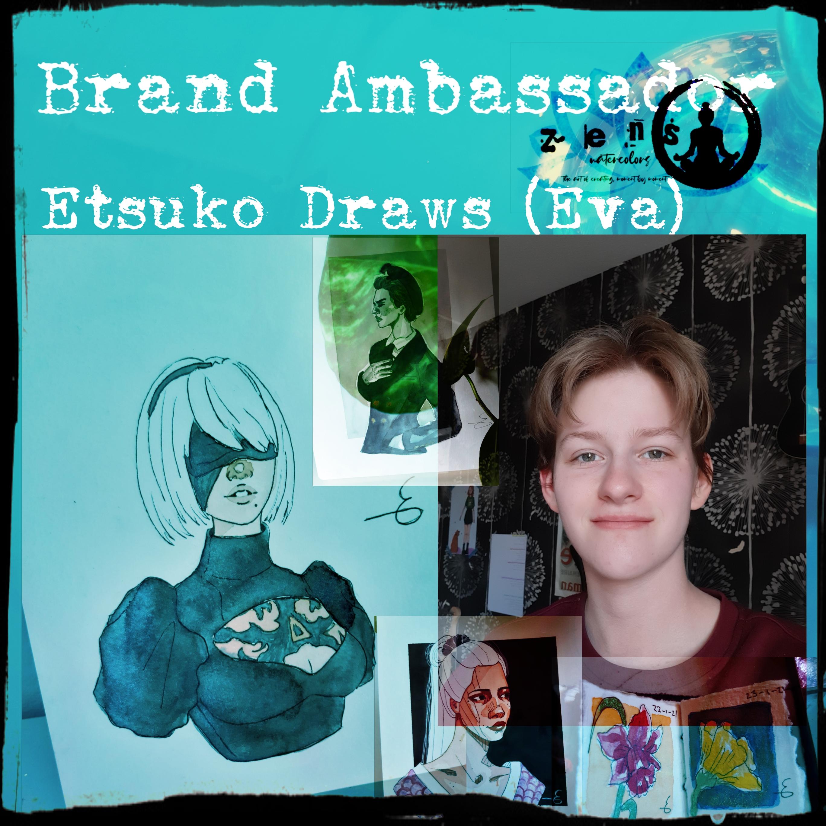 Eva Zenso Brand Ambassador