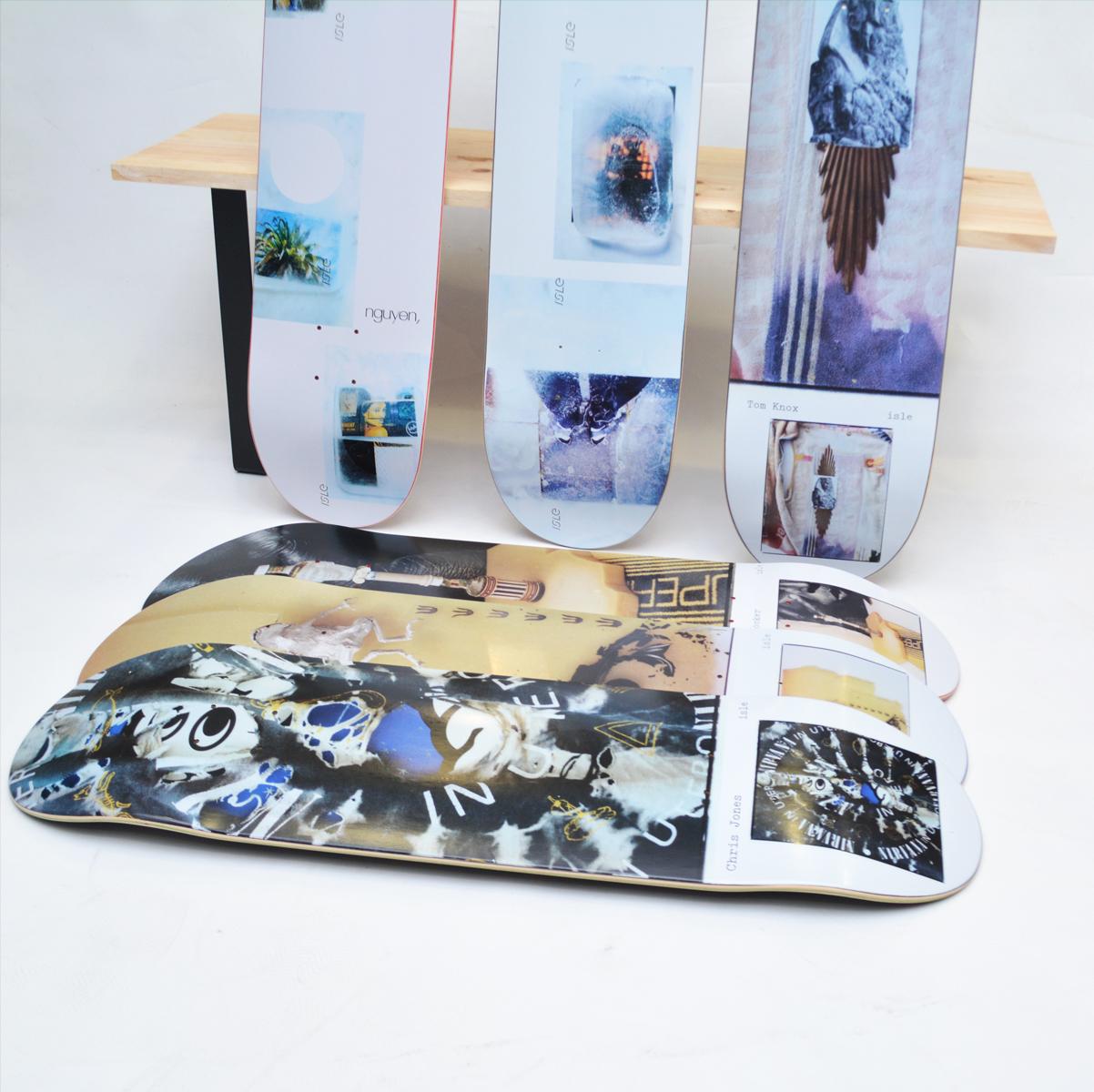 Isle Skateboards