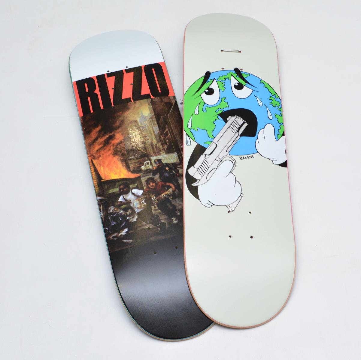 Quasi Skateboards.