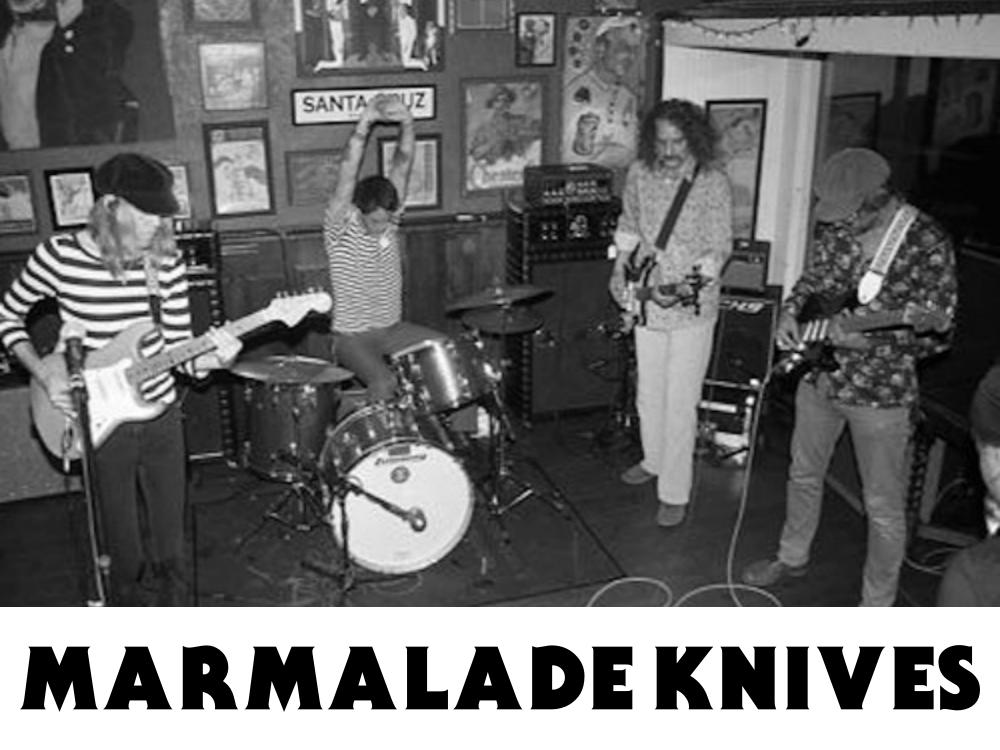 Marmalade Knives