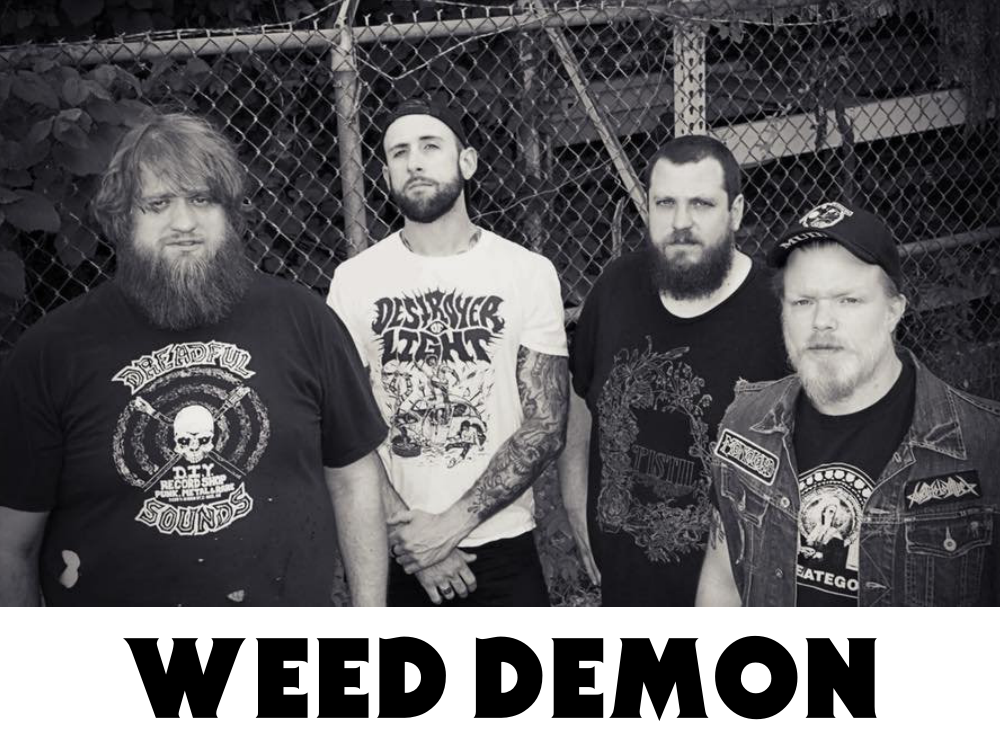 Weed Demon