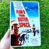 Plan 9 From Outer Space Movie Poster<br>Metal Sign