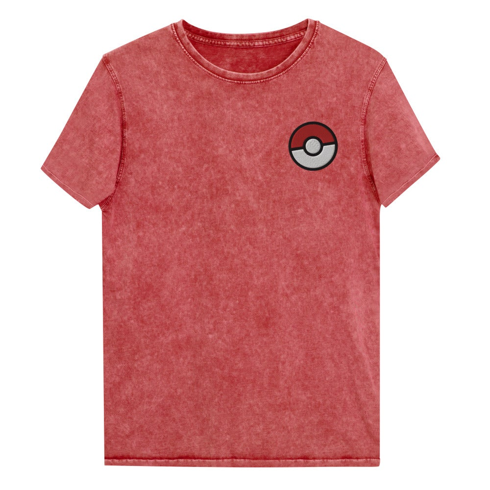 Image of Pokémon Denim Tee