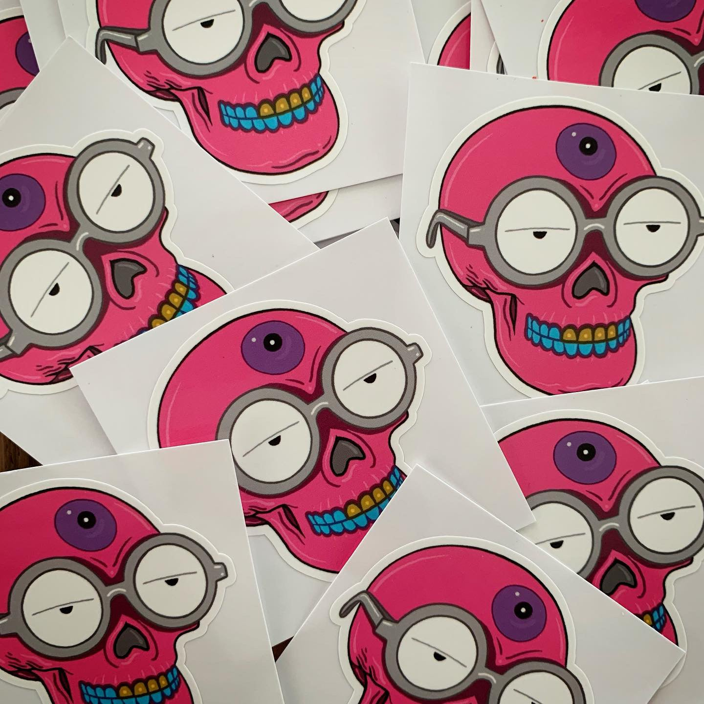 Image of Herb Mentality stickers