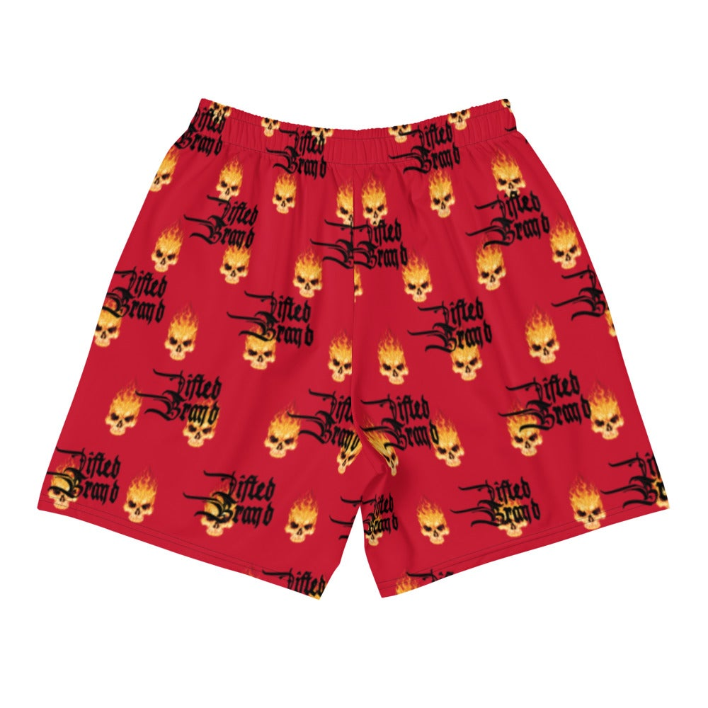 RED FLAME SHORTS