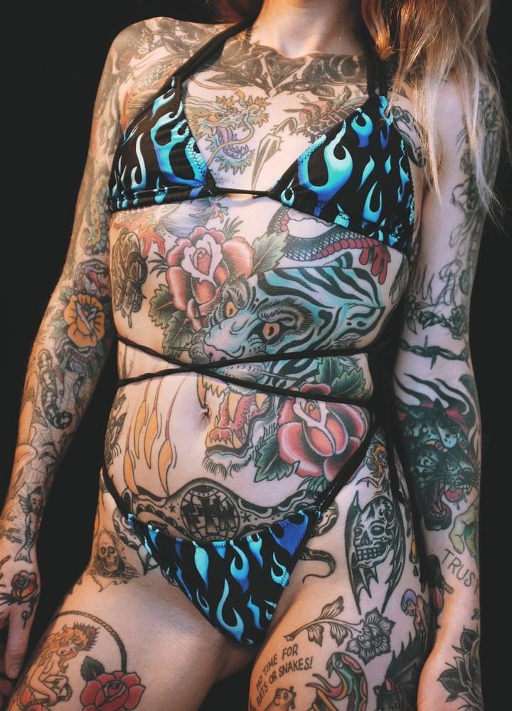 Image of RTS Micro bikini