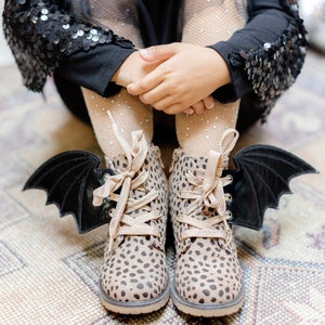 Image of Bat Wing Shoe Accessories
