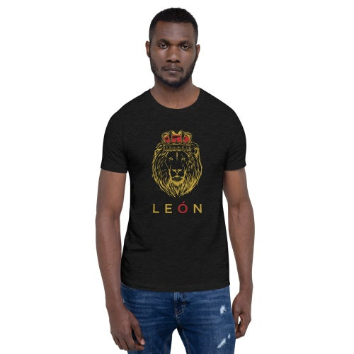 Image of B.L.U.R Fitted T-Shirt