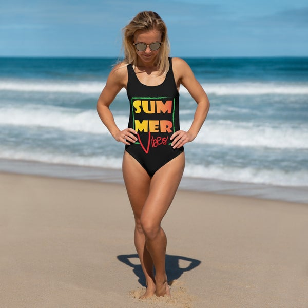 Image of SUMMER VIBES One-Piece Swimsuit