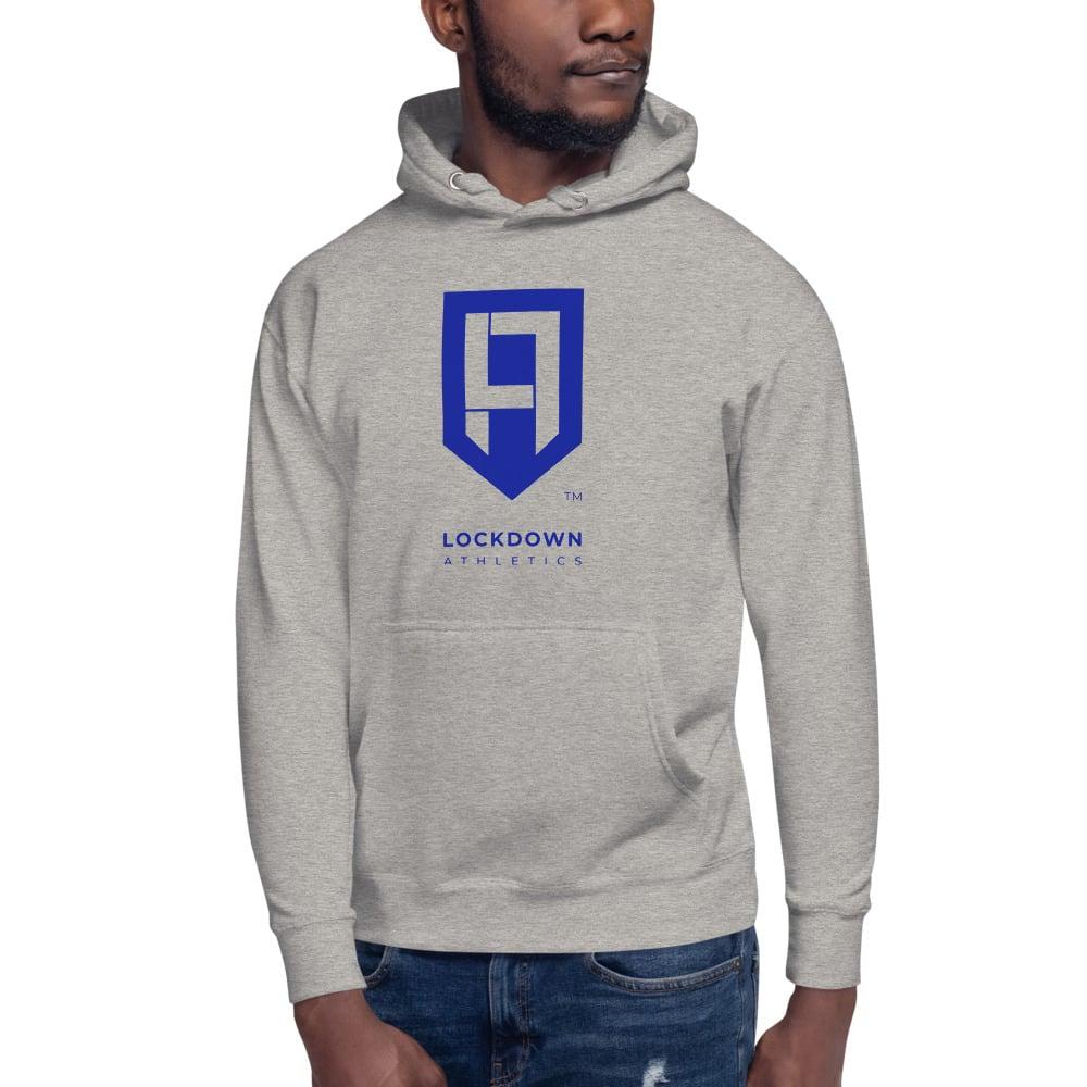 Image of Blue Shield Unisex Hoodie