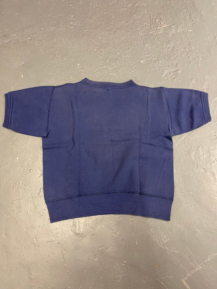 Image of 50s Snigle V printed sweatshirt