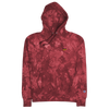 """SS21 - """"FREE WORLD"""" Hoodie - Red"""
