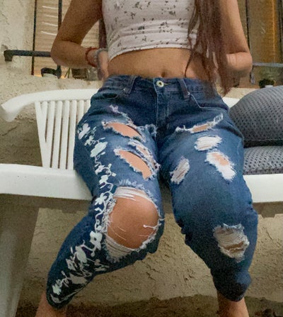 Image of Blooming Jeans