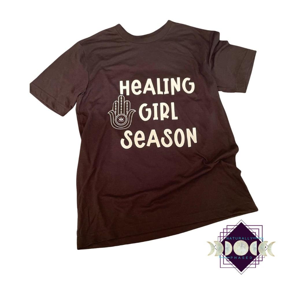 Healing Girl
