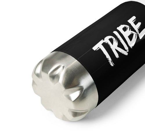 Image of Black Collection Tribe Stainless Steel Bottle