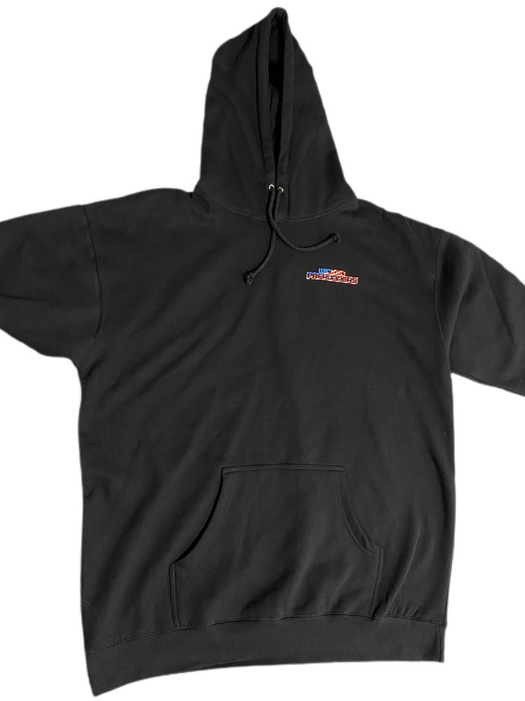 Image of American Flag Hoodie Feat. Goofballs Obs Ford (PREORDER)
