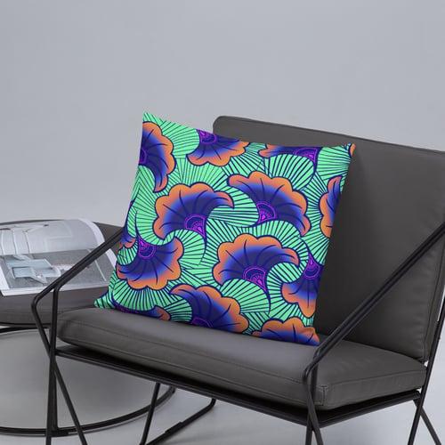 Image of Soulful Artistry Designer Pillows