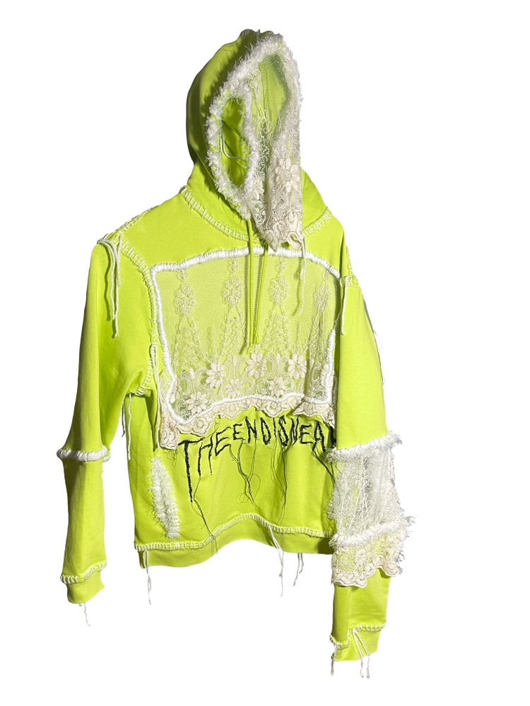 Image of THE END IS NEAR 2021 SUMMER HOODIE