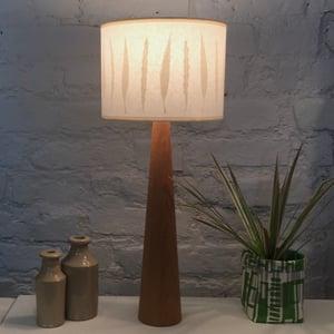 Image of Long Leaf Drum Lampshade