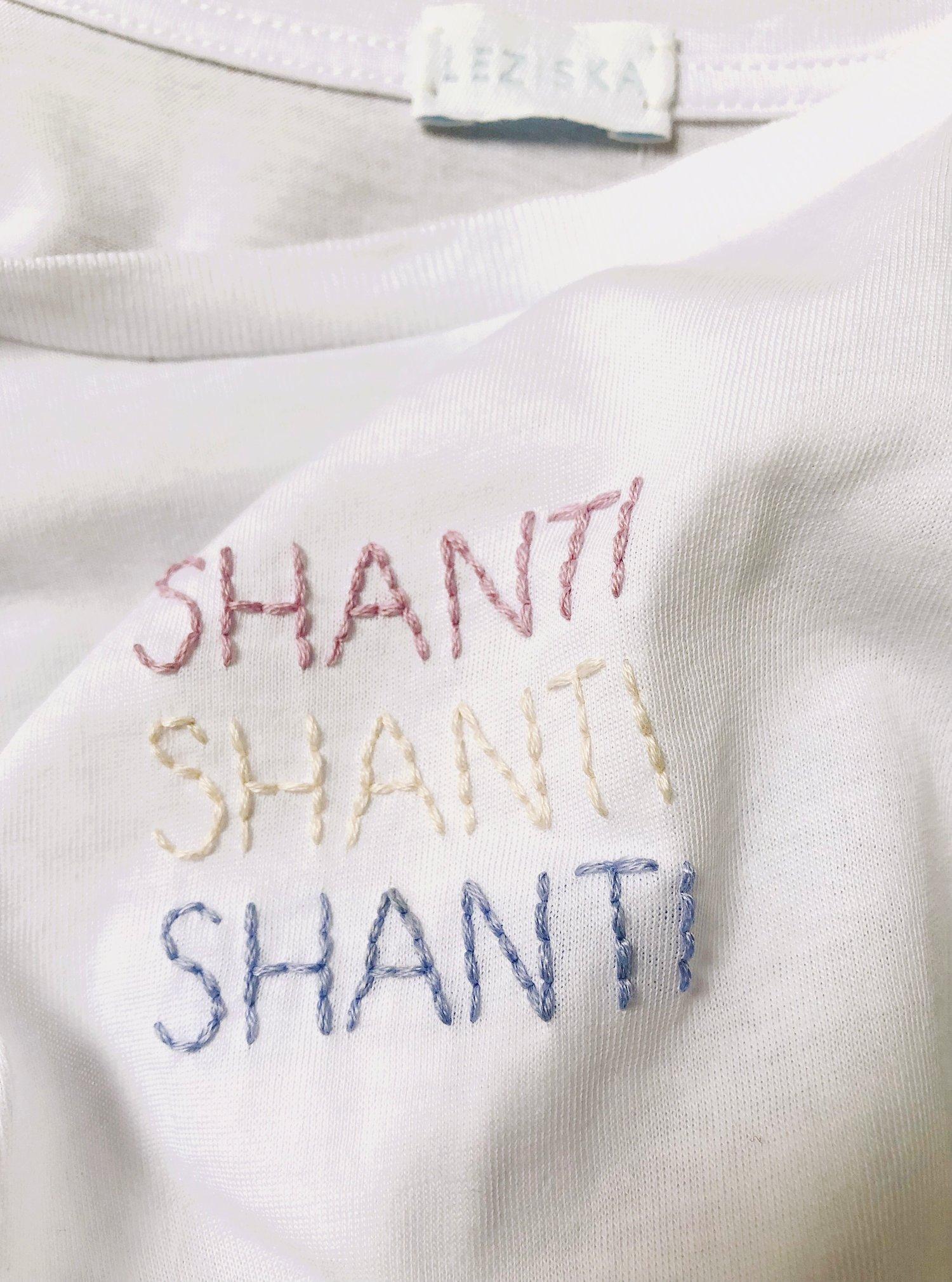 Image of SHANTI - Top - White