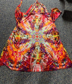 Z4 - Autumn Abduction Kimono (LE 75)