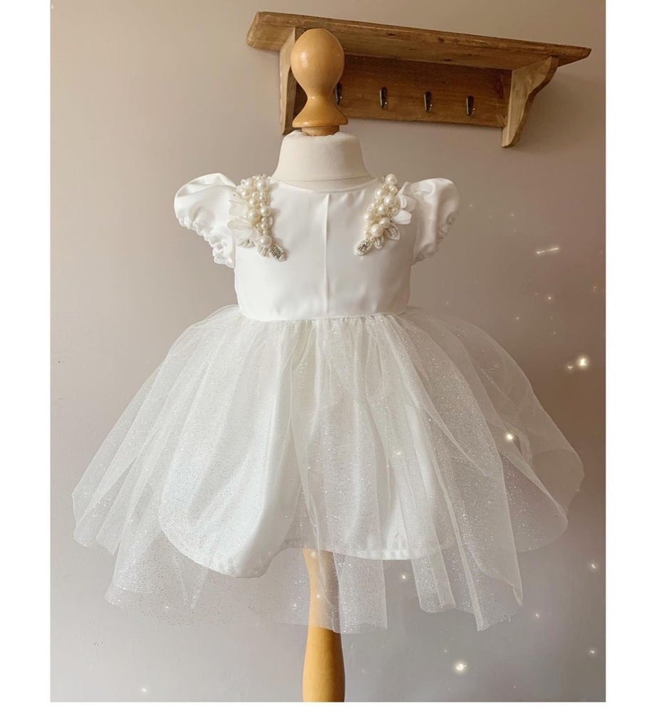 Image of The Ivory and Pearl dress