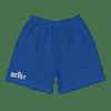 Royal Blue Beast Men's Athletic Shorts
