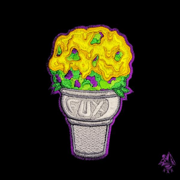 Image of Blackberry Honey Cone